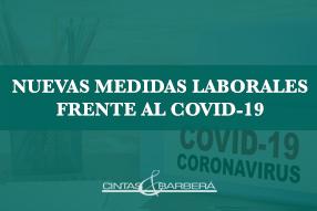 Nuevas medidas laborales frente al Coronavirus