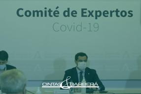 Nuevas medidas en vigor contra la COVID-19